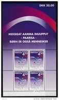 Groenland 2002 Yvertn° Bloc 22 *** MNH Cote 12,50 Euro Paarisa - Blocs