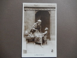 LA PIETE DE SAMUEL - A NOYER 1916 - ANCIEN TESTAMENT - RARE -  R12356 - Sculptures