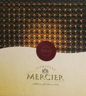 Publicité Champagne MERCIER Epernay - Brochure 12 Pp. 17 X 27,5 Cm   *** Voir 5 Scans ***  /E205 - Publicités
