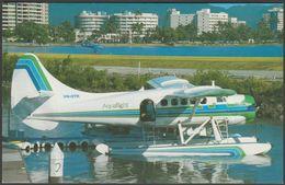 De Havilland DHC-3 Otter At Cairns, Queensland - Bucher & Co Postcard - 1946-....: Modern Era