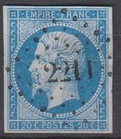 PC  2211   MUSSY  SUR  SEINE   ( 09 -  AUBE ) - 1849-1876: Classic Period