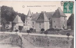 Carte 1910 LA CHAPELLE SOUEF / CHATEAU DES FEUGERETS - France