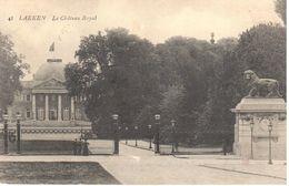Bruxelles - CPA - Laeken - Le Château Royal - Laeken