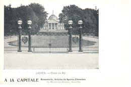 Bruxelles - CPA - Laeken - Palais Du Roi - Laeken