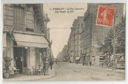 Paris 15 - Tabac  La Rue Lecourbe A La Mairie Du Xv - Arrondissement: 15