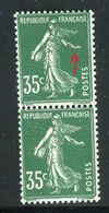 France - N°361 , Variété, Bras Maigre Tenant à Normal ,neufs Luxe - Ref V345 - Variedades Y Curiosidades