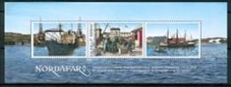 Groenland 2013 Blok Nordafar PF-MNH - Unused Stamps