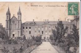 Carte 1910 BRIOUZE / LA COMMUNAUTE NOTRE DAME - Briouze