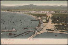 Neutral Ground, Gibraltar, C.1905 - Cumbo U/B Postcard - Gibraltar