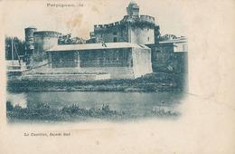 PERPIGNAN - LE CASTILLET FACADE SUD - Perpignan