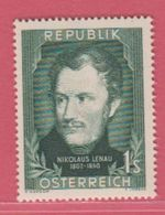 1952 ** (sans Charn., MNH, Postfrish)  Yv  815Mi  975ANK 991 - 1945-.... 2ème République
