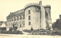 France - Charente - Angoulême - L'Hôtel De Ville - Neurdein Et Cie  Nº 71 - 4610 - Angouleme