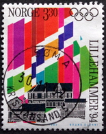 Norway 1992     Minr.1105  SØMA  ( Lot E 85 ) - Norwegen