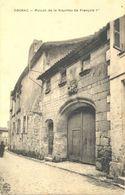 France - Charente - Cognac - Maison De La Nourrice De François 1er - 4611 - Cognac