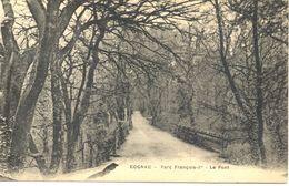France - Charente - Cognac - Parc François 1er - Le Pont - 4614 - Cognac