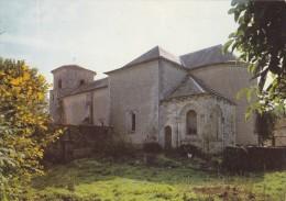 CPM Aux Environs D'Aigre, L'Eglise De Saint-Fraigne (style Roman) - Francia