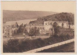 Belgique - Carnet - 12 Vues - Abbaye D'Aulne - - Thuin