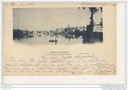 Castelnaudary Vue Prise Du Grand Bassin - Castelnaudary