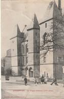 CPA  ARGENTAN 61 - Le Vieux Château - Argentan