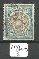 ANTI (BRIT) YT 29 Ob - 1858-1960 Kronenkolonie