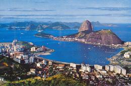 RIO DE JANEIRO - 1969 , Zuckerhut - Unclassified
