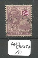 ANTI (BRIT) YT 46 Ob - 1858-1960 Kronenkolonie