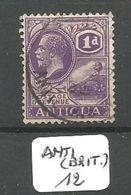 ANTI (BRIT) YT 56 Ob - 1858-1960 Kronenkolonie