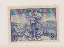 Australie  / N 106 / 3 P Bleu / NEUF Sans Gomme - Mint Stamps