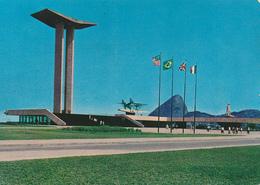 RIO DE JANEIRO - 1965 , Monument Auf Das Ende Des II. WK - Unclassified