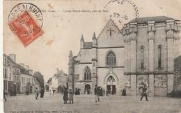 CPA MORTAGNE 61 - Eglise Notre Dame - France