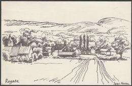 Sarah Norton - Rogate, Sussex, 1974 - Postcard - England