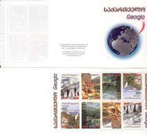 GEORGIA, 2003, Booklet 7, Tourism - Géorgie