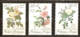 Belgie Belgique  1990 Yvertn° 2354-2356 *** MNH  Cote 15  Euro Flora Fleurs Flowers Bloemen - Belgique