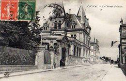 16 - COGNAC -LE CHÂTEAU PELLISSON - Cognac