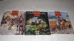 Lot De 3 BD Poupée D'ivoire, De Franz, Tomes 4, 5 Et 9, éditions Glénat - Livres, BD, Revues