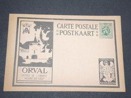 BELGIQUE - Entier Postal Illustré De Orval - L 13327 - Cartes Illustrées