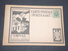 BELGIQUE - Entier Postal Illustré De Orval - L 13328 - Cartes Illustrées
