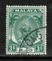 MALAYA---Pahang  Scott # 52 VF USED - Malayan Postal Union