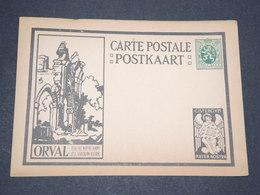 BELGIQUE - Entier Postal Illustré De Orval - L 13329 - Illustrat. Cards