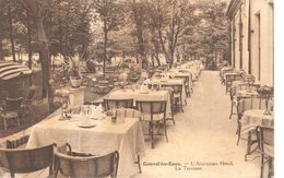 Rixensart - Geval - Genval Les Eaux - CPA - L'Argentine Hôtel - La Terrasse - Rixensart