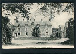 CPA - SAINT CAST - Le Château De Vieuvil - Saint-Cast-le-Guildo