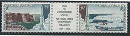TAAF 1968 - YT PA N° 16 A - 25 F. -  Etude De L'environnement Spatial  -  Le Triptyque  - NEUF** TTB Etat - Airmail