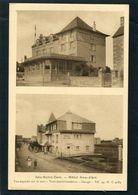 CPA - ISLE SAINT CAST - Hôtel Bon Abri, Animé - Saint-Cast-le-Guildo