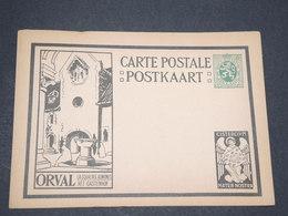 BELGIQUE - Entier Postal Illustré De Orval - L 13330 - Entiers Postaux