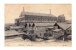 Livarot. Usine Leroy. Fabrique De Petites Boîtes. (2319) - Industrie