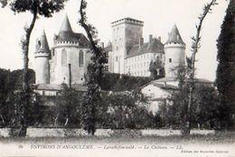 16 - LAROCHEFOUCAULD -LE CHÂTEAU - France