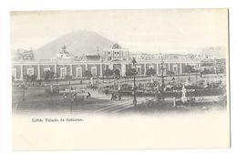 LIMA (Pérou) Palacio De Gobierno - Peru
