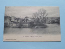 La Meuse - Canal Du MOULIN ( 59 - Suzaine Pierson ) Anno 1903 ( Voir Photo Svp ) ! - Sedan