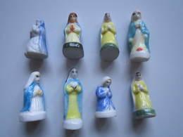 LOT De 8 Fèves MARIE - Other