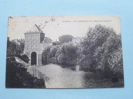 La Meuse Et Le Moulin ( 44 ) Anno 1908 ( Voir Photo Svp ) ! - Charleville